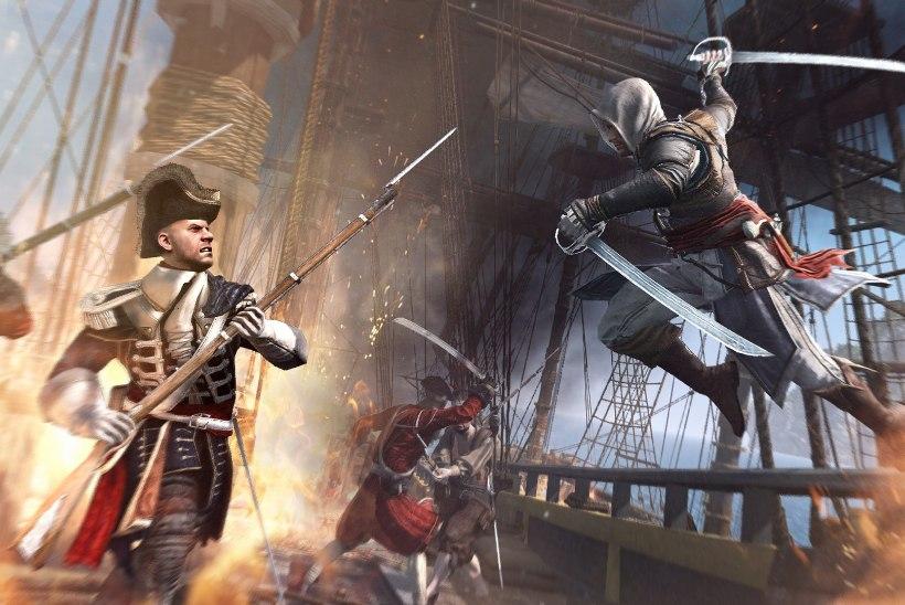"""VIIKINGID TULEVAD! Järgmiselt """"Assassin's Creedilt"""" kisti saladuseloor"""