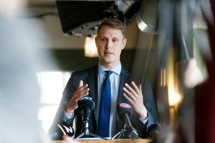 Raimond Kaljulaid, Taavi Aas ja Tõnis Mölder lähevad tagasi Tallinna volikokku