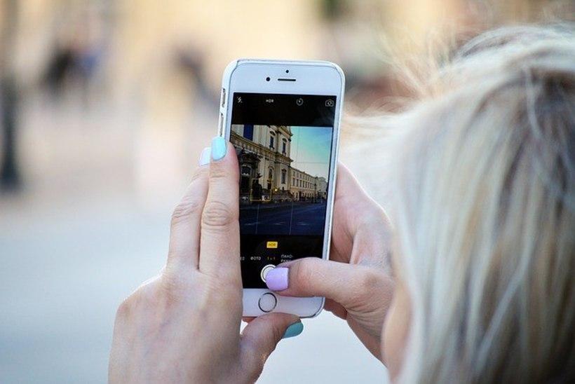 Pariisi tänav tahab keelata sotsiaalmeedia piltide tegijad