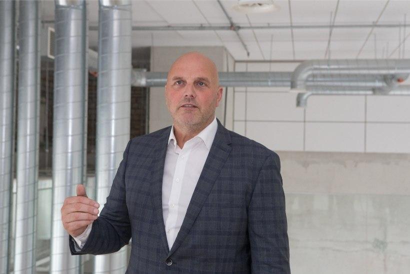 Kohtla-Järve riigigümnaasiumi direktoriks saab Hendrik Agur