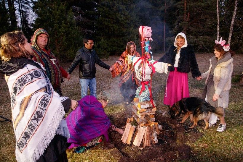VIDEO | Nõidade suurimal pühal tantsiti, lauldi ja jagati armastust