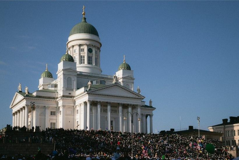 ÕL SOOMES | GALERII: legendaarne Helsingi volbrirämmar* sai hoo sisse