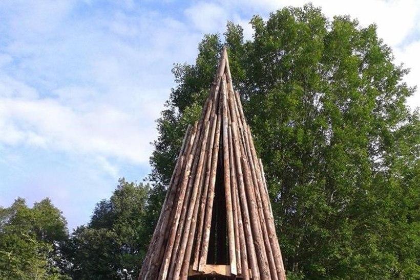 KIRIK JA PAGANAD SÕJAS | Kogudus Otepääl on hädas nende maal oleva väepaigaga: sealt kõlavad kirikuvastased üleskutsed