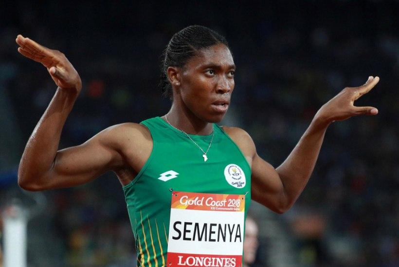 Spordikohus: IAAFi reegel diskrimineerib Semenyat, kuid see on vajalik ja mõistlik