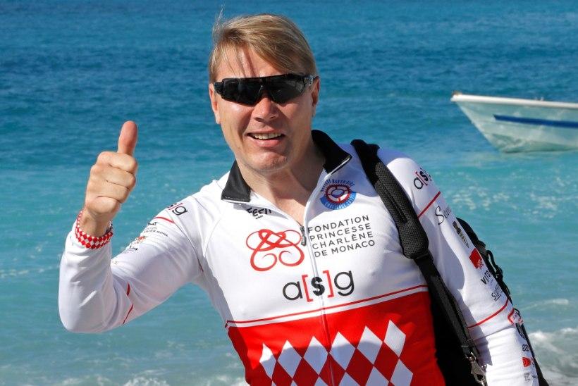 Mika Häkkinen ülistas kaasmaalase sõitu