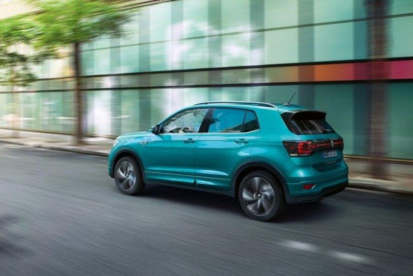 Volkswagen T-Cross – mudelivaliku trenditeadlik pesamuna