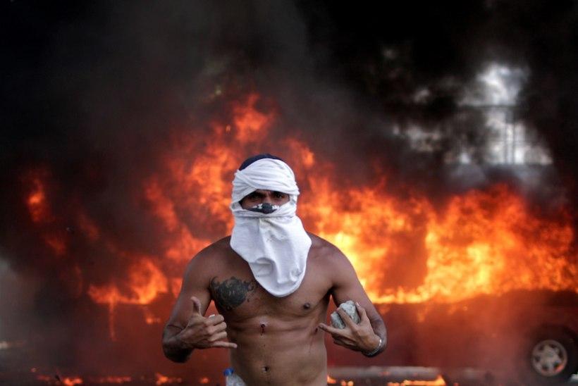 """VENEZUELA KRIIS: algas operatsioon """"Vabadus"""""""