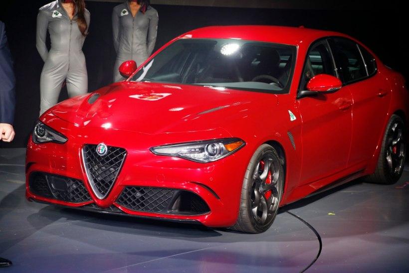 Miks on Alfa Romeo tootevalikus nii vähe mudeleid?