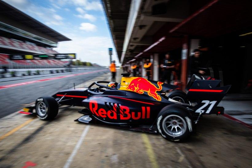 Red Bulli värvides Vips hooaja avaetapi kvalifikatsioonist: kohutav!