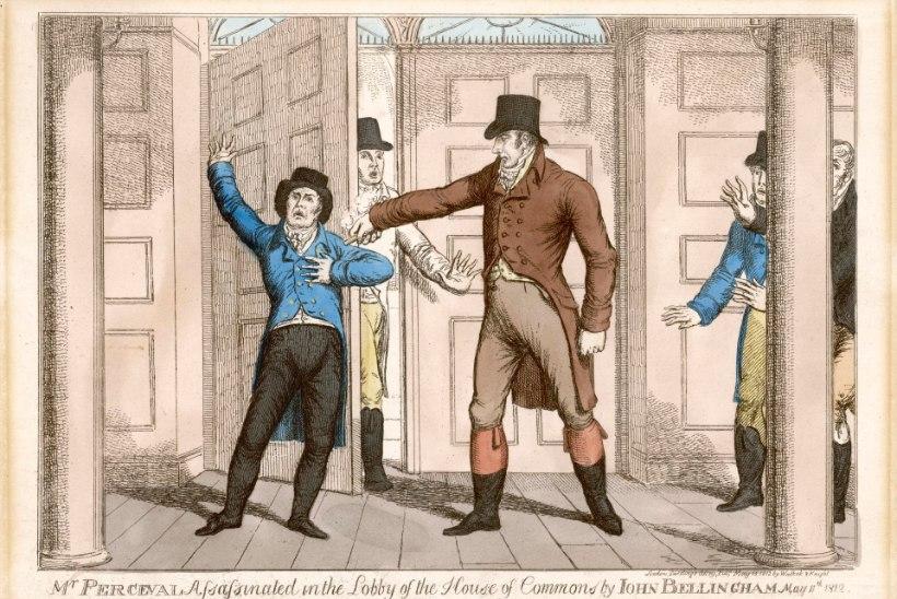 MINEVIKUHETK | 11. mai: mõrvati Suurbritannia peaminister Spencer Perceval