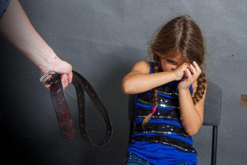 Igas viiendas Eesti peres saavad lapsed ihunuhtlust: kohtu ette jõuavad lapsepeksjad harva