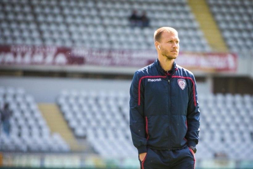 Vigastusest paranenud Klavan ei suutnud Cagliarit võidule aidata