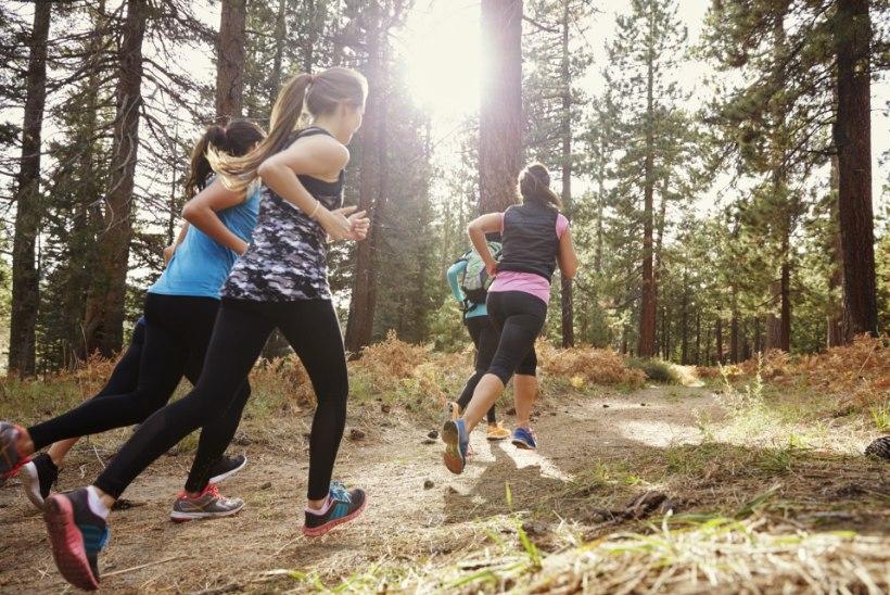Kuidas alustada jooksutreeningutega, kui talvel vahe sisse tuli?