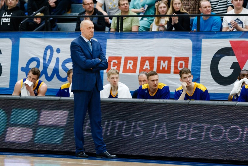 Väga kogenud Leedu korvpallitreener: NBAs ei otsusta treeneritarkus sisuliselt midagi