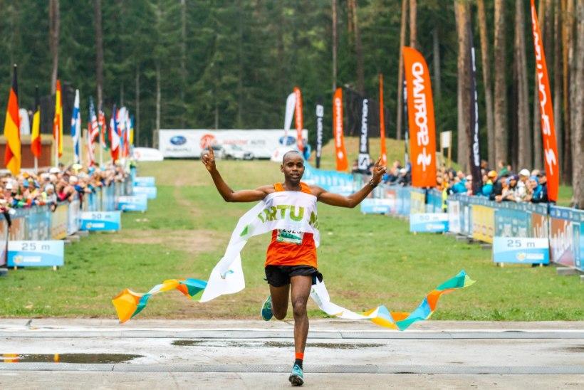 Legendaarne Mukunga jätkab domineerimist, ultramees Ratasepp jäi napilt poodiumilt välja