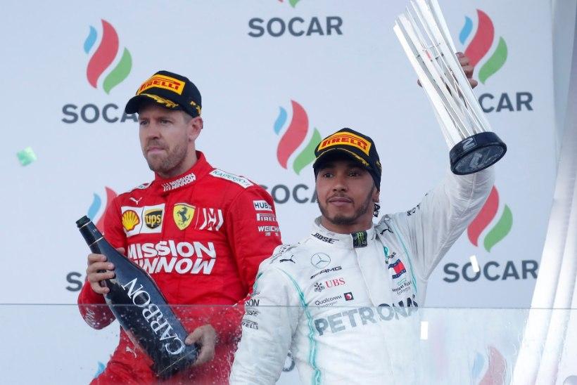 Hamilton ja Vettel vahetavad omavahel võistkondi!? Mercedese boss: miks mitte?