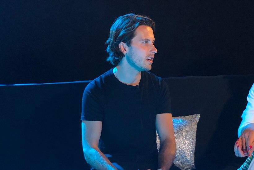 GALERII TEL AVIVIST   Victor Crone Eurovisionil: meil oli lavasõuga probleeme ja saime ühe lisaproovi