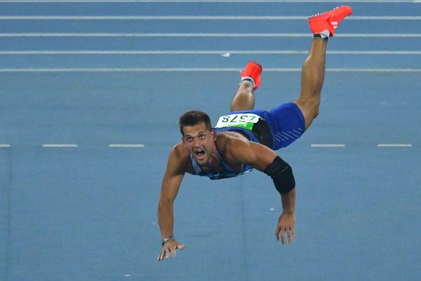 Deivil Tserp | Suur ootus: kas Kirdi medaliteekond jätkub?