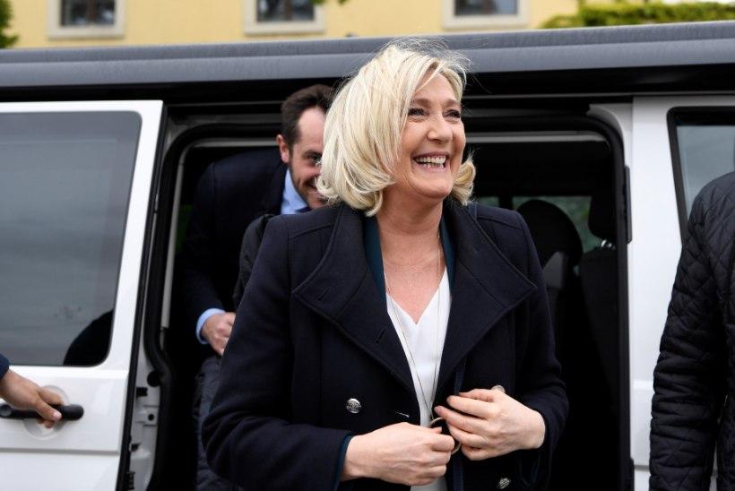 Le Pen tuleb külla: EKRE eitab poliitiku kutsumist, Isamaa hoiab eemale ja oravad on kriitilised