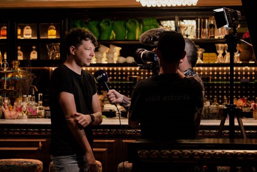 ÕL VIDEO | Victor Crone: kõige veidram Eurovisionil antud intervjuu oli selline, kus intervjueerija oli väga purjus