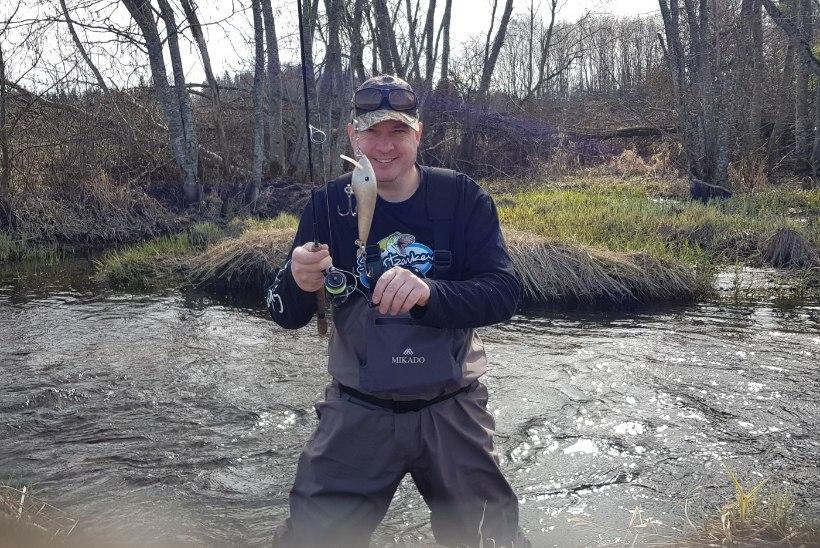 Tee ise: kalapüügilant koduste vahenditega