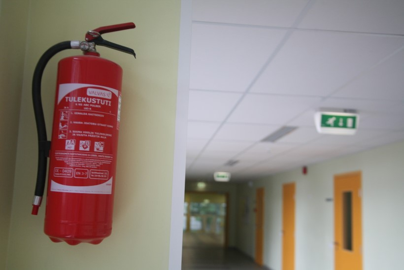 KAS ÖÖBID OHUTULT? Üle poolte majutusasutustest eirab tuleohutusnõudeid