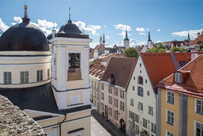 ÕL VIDEO | Tallinna vanalinna uus valgusprojekt läks maksma üle 800 000 euro
