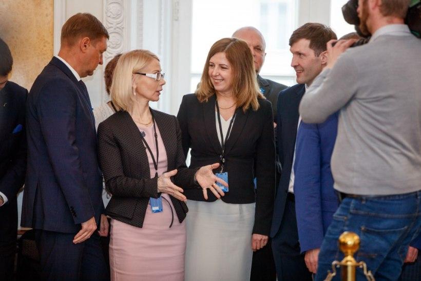 KANNAPÖÖRE VAID POOLE AASTAGA: tulevase ministri arvamus meediapaljastuste kohta muutus täielikult