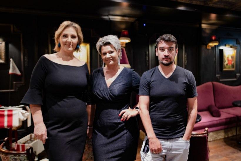 Kaire Vilgats, Kaido Põldma ja Dagmar Oja: taustalaulja roll on toetav, et artist saaks särada