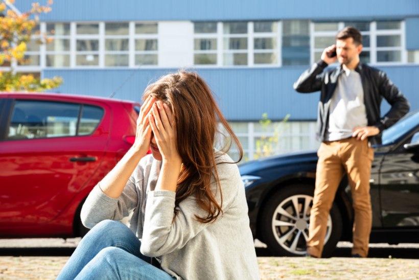 ÄRA ANNA VALES KOHAS TEED: liigne viisakus tekitab liikluses ohtliku olukorra