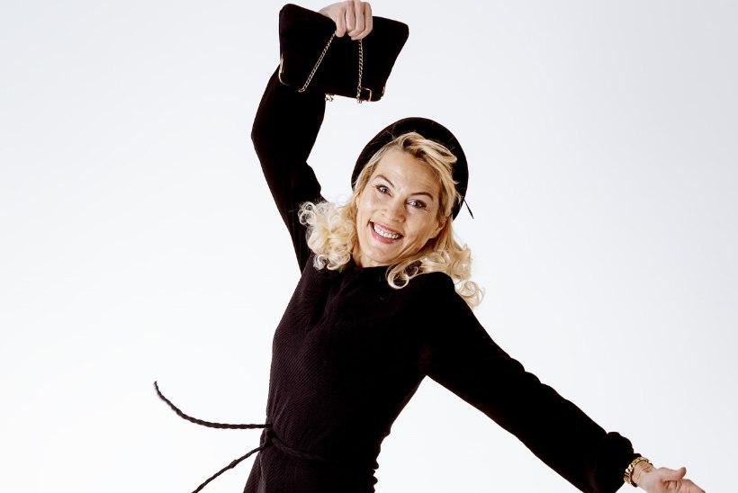 Džässlaulja Inga Kaare avab oma riidekapi: see kleit muutis mu elu