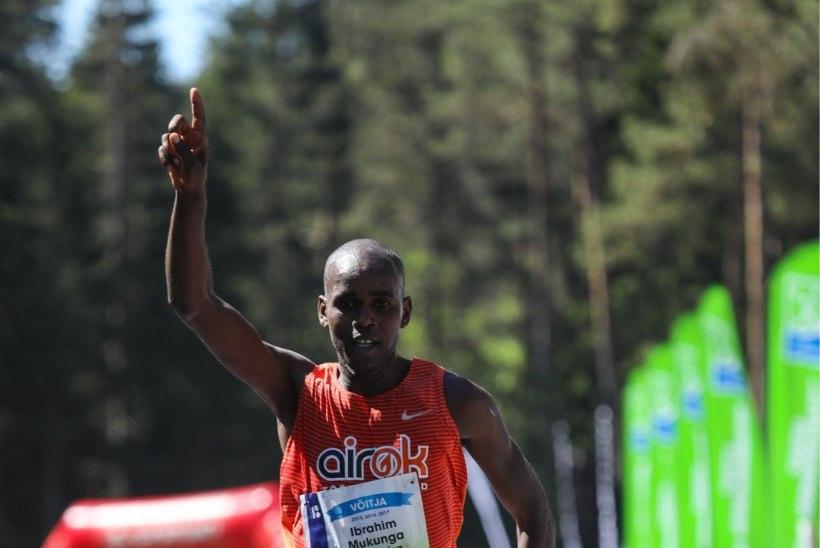 Kes on see sportlane, kes viimastel aastatel ainsana suutnud Mukunga ülemvõimu väärata?
