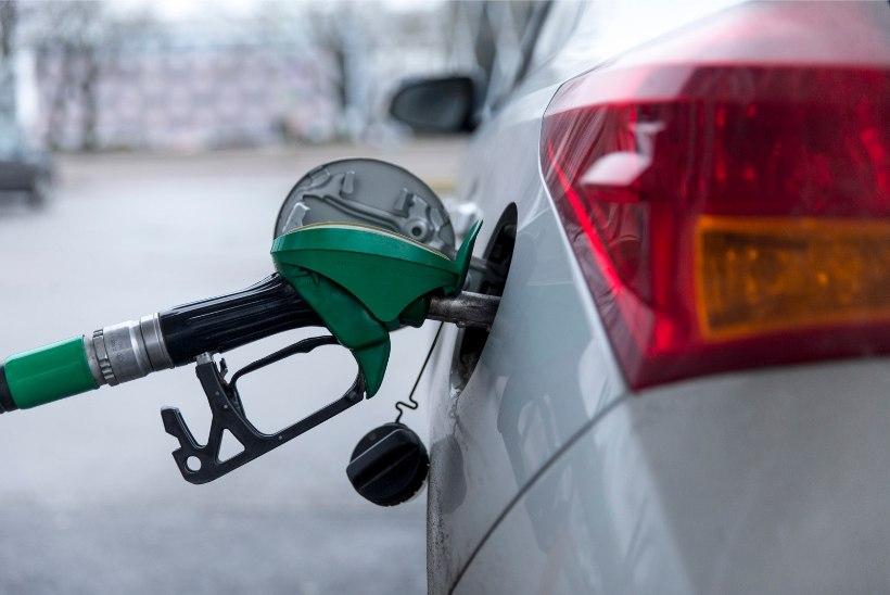 Цены на бензин в Эстонии приблизились к средним по ЕС