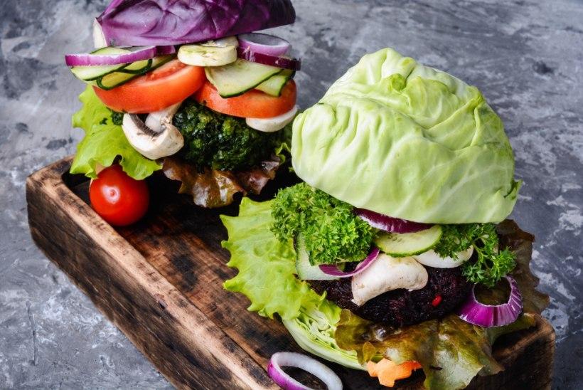 """VEGANID MURES: sõnad """"veganivorst"""" või """"taimne burger"""" võivad peagi keelatud olla"""