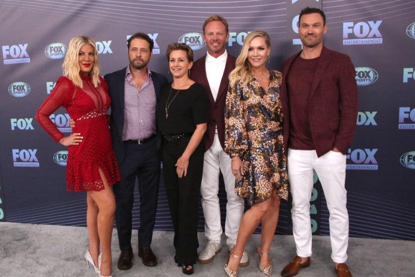 """VIDEO   Nad on tagasi: vaata esimesi kaadreid menusarja """"Beverly Hills, 90210"""" uusversioonist!"""