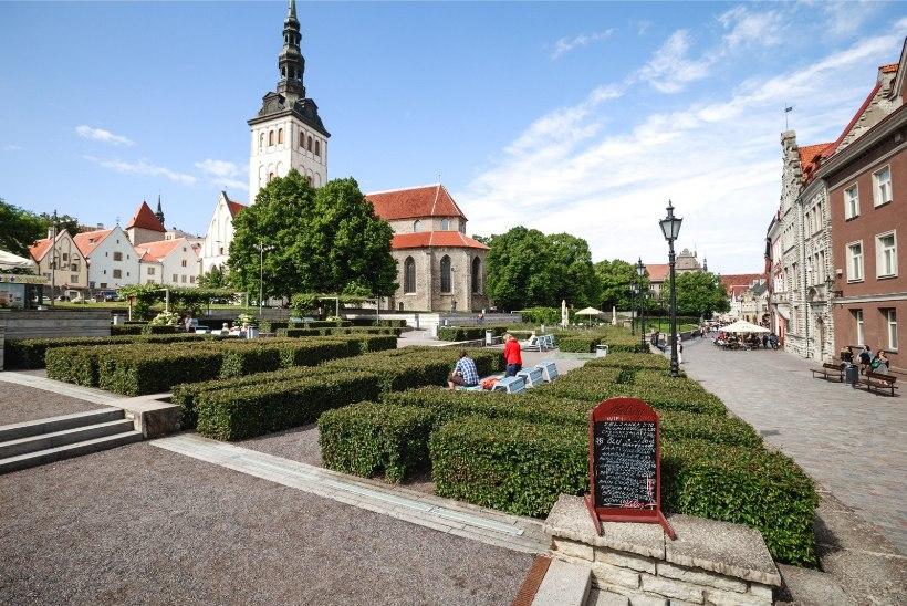 MÄLUMÄNG | Kui hästi tead Tallinna vaatamisväärsusi?