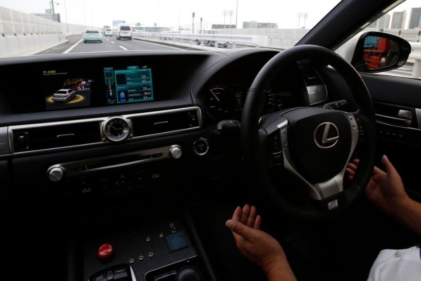 Uuring: kohanduv kiirushoidik (ACC) võib ummikuid hoopis juurde tekitada