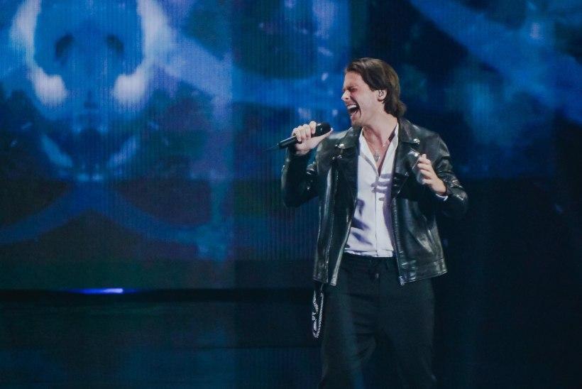 BLOGI JA GALERII | VÕIMAS! Victor Crone korraldas kõva tormi ja Eesti pääses Eurovisioni finaali!