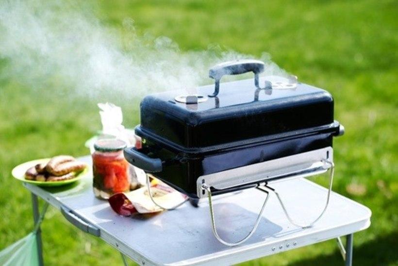 3 kompaktset grilli, mida on mugav matkale kaasa võtta