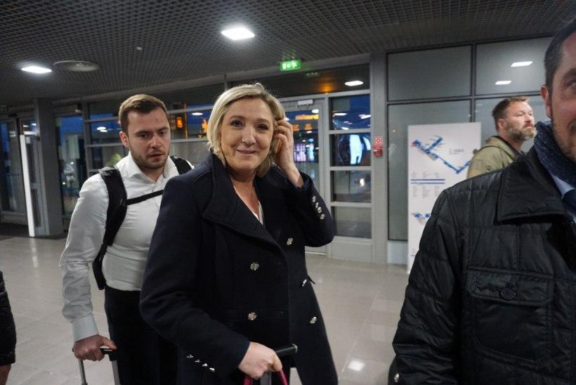 REPORTAAŽ RIIA–TALLINN: kuidas ma lendasin sadu kilomeetreid staarpoliitik Marine Le Peni naeratuse nimel