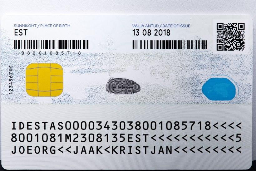 Kurjategijad lõid inimeste teadmata Smart-ID kontod ja kandsid endale võõrast raha
