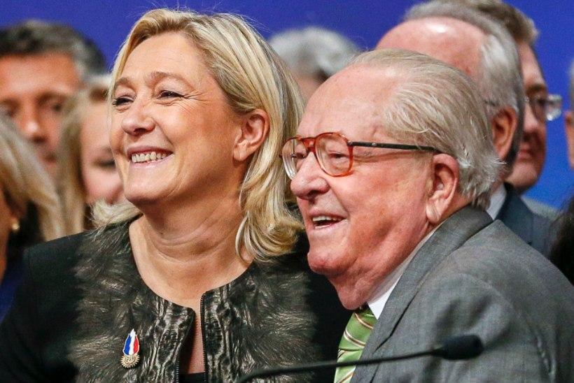 10 VEIDRAT FAKTI: vaata, miks kolis Marine Le Pen kodust välja ja käis psühhiaatrilises ekspertiisis