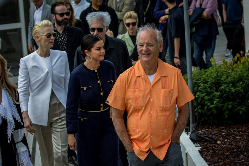 GALERII | ÕL CANNES'IS: kuidas küll peojärgsel hommikul Selena Gomez ja Tilda Swinton nii värsked välja näevad?