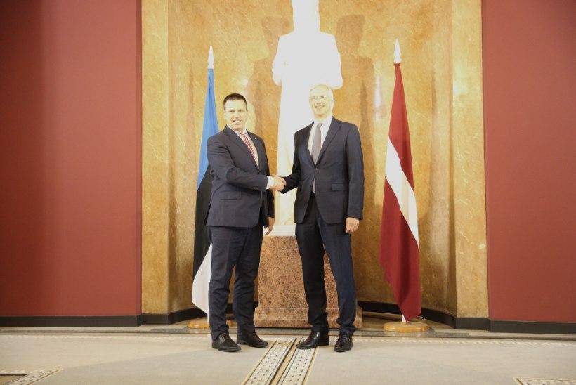 Ratas lükkas Helme väited ümber: Eesti erakonnad rahapesus ei osalenud