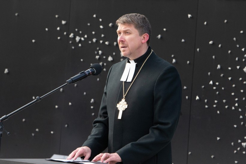 Peapiiskop Viilma kiidab uut koalitsiooni: lõpuks võetakse kiriku ettepanekuid tõsiselt