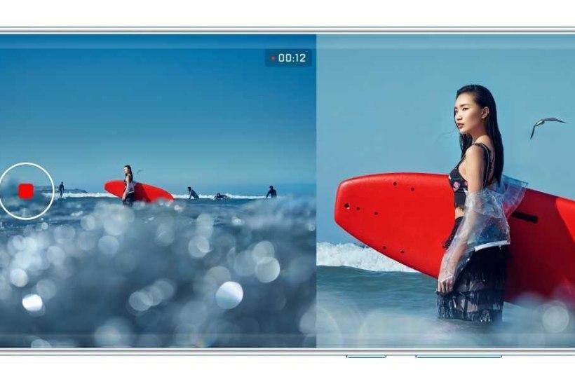 ÄGE UUENDUS: Huawei uute P-seeria telefonide kaamerad võimaldavad kahe vaate režiimi