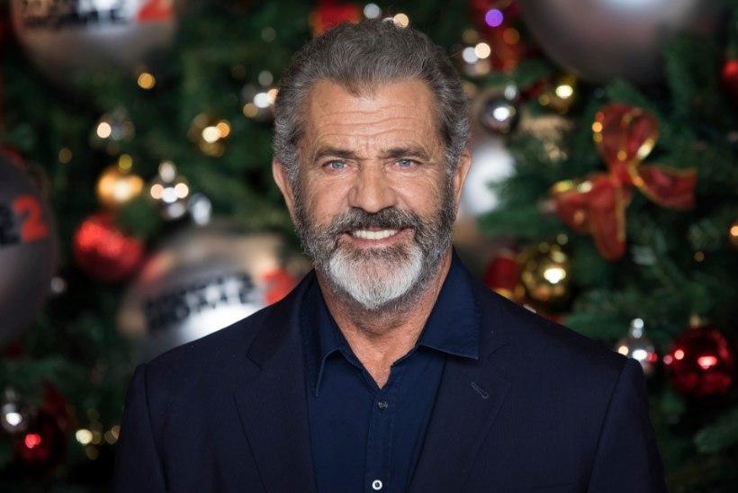 Juute sõimanud Mel Gibsoni mängib uues komöödias juudi patriarhi