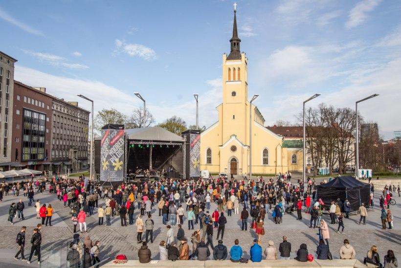 Сегодня День Таллинна. Какие мероприятия будут в городе?