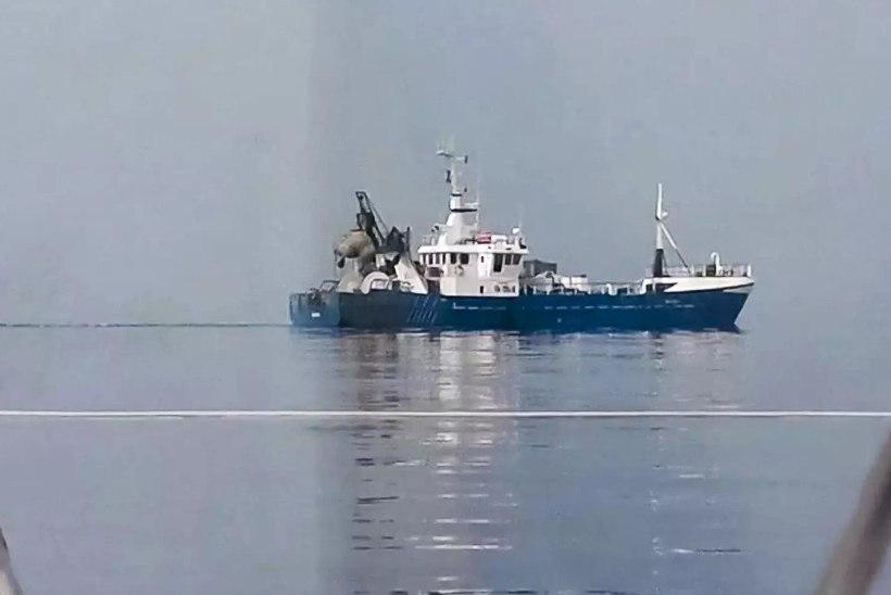 В России задержано финское рыболовецкое судно с эстонским экипажем