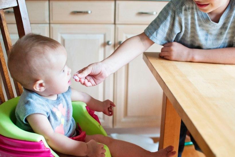 HAMBAARST ÕPETAB: nii ei nakata sa imikut kaariesepisikuga!
